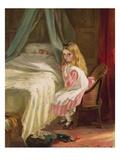 Shhhh! Giclee Print by George Bernard O'neill