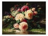 June Days Giclee Print by Jean Baptiste Claude Robie