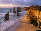 Twelve Apostles Photographie par Theo Allofs