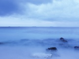Misty View in Maldives Photographic Print by Rolf Bruderer
