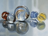 5 Marbles and 465 W. Broadway Photographic Print by Charles Bell
