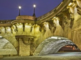 Pont Neuf at twilight Photographic Print by Peet Simard