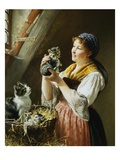 The Favorite Giclee Print by Wilhelm Schutze
