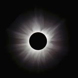 Solar eclipse 2001, Sambia Photographic Print by Martin Rietze