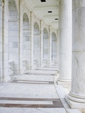 Interior of Jefferson Memorial Photographic Print by William Manning