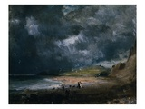 Weymouth Bay Giclee Print by John Constable