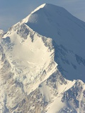 Ridge on Mt.McKinley Photographic Print by John Eastcott & Yva Momatiuk