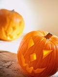Jack O'Lanterns Photographic Print by Danilo Calilung