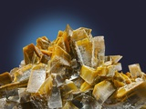 Baryte mineral Photographie par Walter Geiersperger