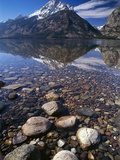 Water Reflecting Teton Range Photographic Print by Gavriel Jecan