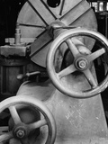 Axle Lathe No.2 Photographic Print by Gordon Osmundson