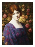 Innocent Youth Giclee Print by Thomas Edwin Mostyn