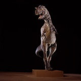 Sculpture of Carnotaurus Photographic Print by Louie Psihoyos