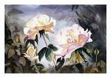 Caroline's Roses Giclee Print by Joan Grout