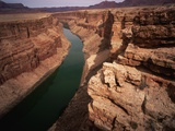 Colorado River in Marble Canyon Photographic Print by David Muench