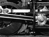 Rods & Crosshead, NN No.93 from the Nevada Northern Series Photographic Print by Gordon Osmundson