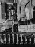 Front Stairway of Mansion Photographic Print by Brian Cencula