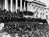 Second Inauguration of President Abraham Lincoln Photographie