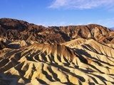 Zabriskie Point Photographic Print by Tom Brakefield