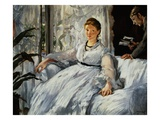 The Lecture Giclee Print by Édouard Manet