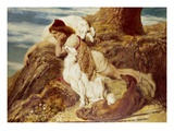 Endymion Giclee Print by Briton Riviere