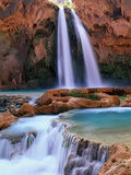 Havasu Falls Photographic Print by Ron Watts