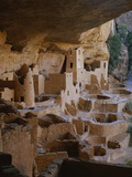 Cliff Palace Photographic Print by George H.H. Huey