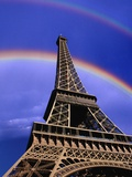 Eiffel Tower Photographic Print by M. Dillon