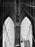 Brooklyn Bridge 4 Photographic Print by Gordon Osmundson