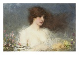 A Spring Idyll Giclee Print by George Henry Boughton