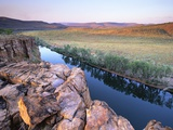 Pentecost River on Kimberley Plateau Photographic Print by Theo Allofs