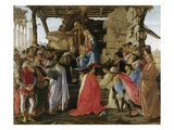Adoration of the Magi (1475) Giclee Print by Sandro Botticelli
