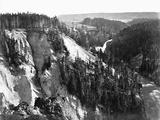 River Near Yellowstone National Park, 1871 Photographic Print