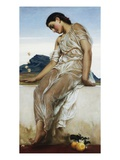 The Knucklebone Player Giclee Print by Frederick Leighton