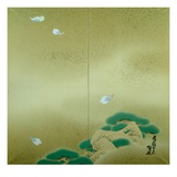 Hagoromo (Feather Robe) Giclee Print