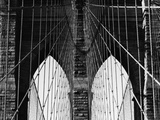 Brooklyn Bridge No.5 Photographic Print by Gordon Osmundson