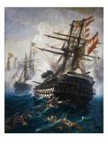 Seabattle by C. Bolanchi Giclee Print by Ali Meyer
