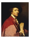 Auto-portrait Reproduction procédé giclée par Joshua Reynolds