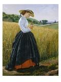 A Summer Ramble Giclee Print by Frank Herbert