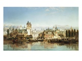 Coblenz Giclee Print by James Webb