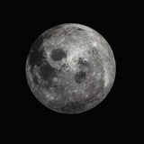 Moon Seen from Apollo 13 Photographic Print