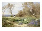 Spring Giclee Print by John Clayton Adams