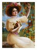 A Summer Beauty Giclee Print by Emile Vernon