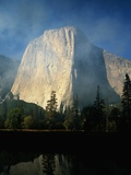 El Capitan Peak Photographic Print by Buddy Mays