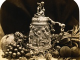 Albumen Print Still Life with Fruit by Roger Fenton Photographic Print by  Stapleton Collection