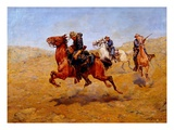 My Bunkie Giclee Print by Charles Schreyvogel