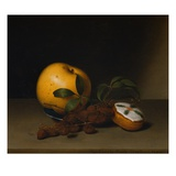 Still Life with Cake Giclee Print by Raphaelle Peale