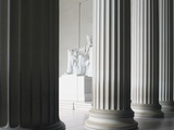 Lincoln Memorial Photographic Print by William Manning