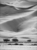 Sossusvlei Sand Dunes Fotografisk tryk af Stuart Westmorland