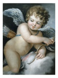 Cupid Giclee Print by William Hoare